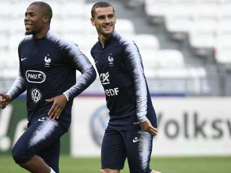 The whole world wants to know where Antoine Griezmann is going next.