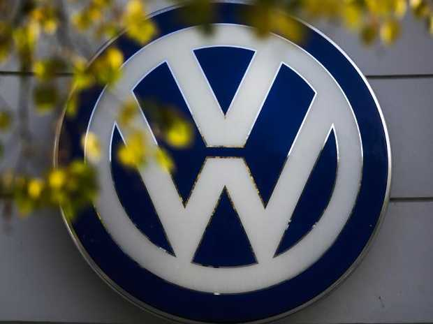 Germany's Volkswagen has accepted a $1.5 billion fine over emissions cheating scandal. Picture: AP Photo/Markus Schreiber