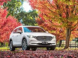New Mazda seven-seat CX-8 chases luxury buyers