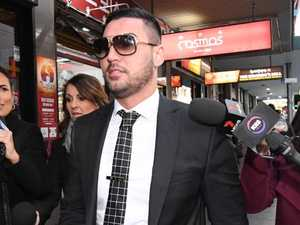 Salim Mehajer in alleged attack on prison officer