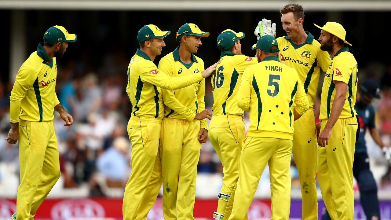 Billy Stanlake impressed with two wickets. Picture: Getty.