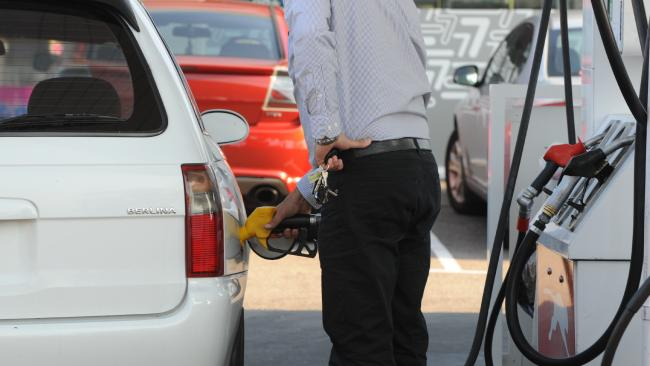 The suburb leading the city for cheap fuel prices