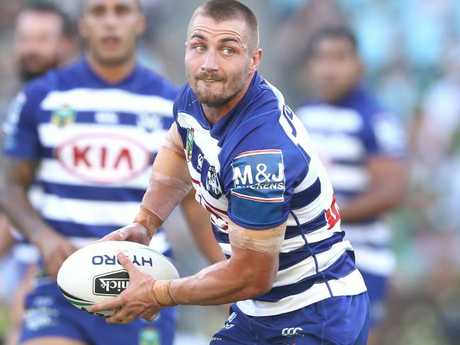 Kieran Foran might be done.
