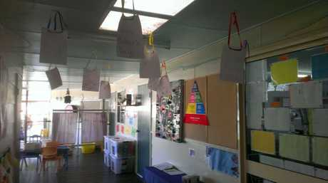 FILE PHOTO: Inside the Cuddly Bears childcare centre.