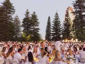 Diner En Blanc set to return to the Fraser Coast