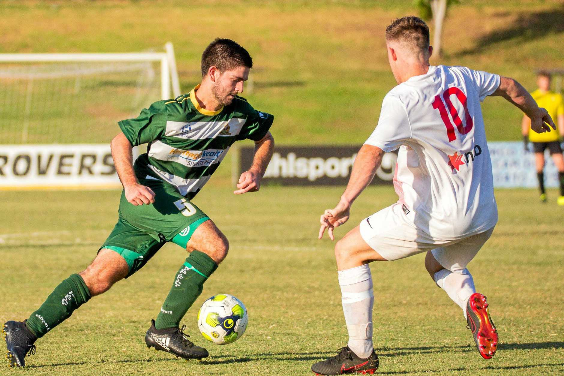 Western Pride defender and stand-in captain Cam Crestani returns to strengthen his team for Saturday's NPL Queensland match at the Briggs Road Sporting Complex.