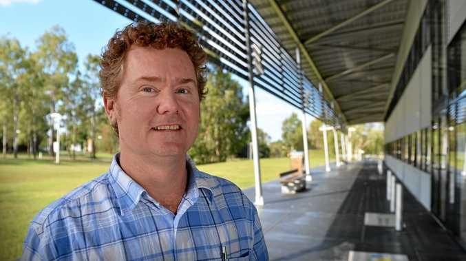 LOOKING AHEAD: Dr Nicholas Stevens lectures in urban planning and design at the University of the Sunshine Coast.