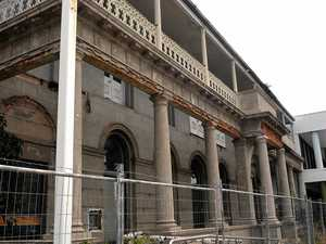 Crumbling bank still lingering in limbo