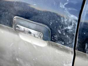 Car break-in prompts warnings from police