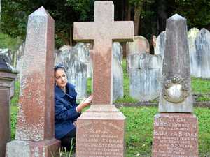 Ghost hunters set for 'creepy' haunted hills tour