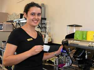 Baristas of Ipswich: Wild Rose Cafe