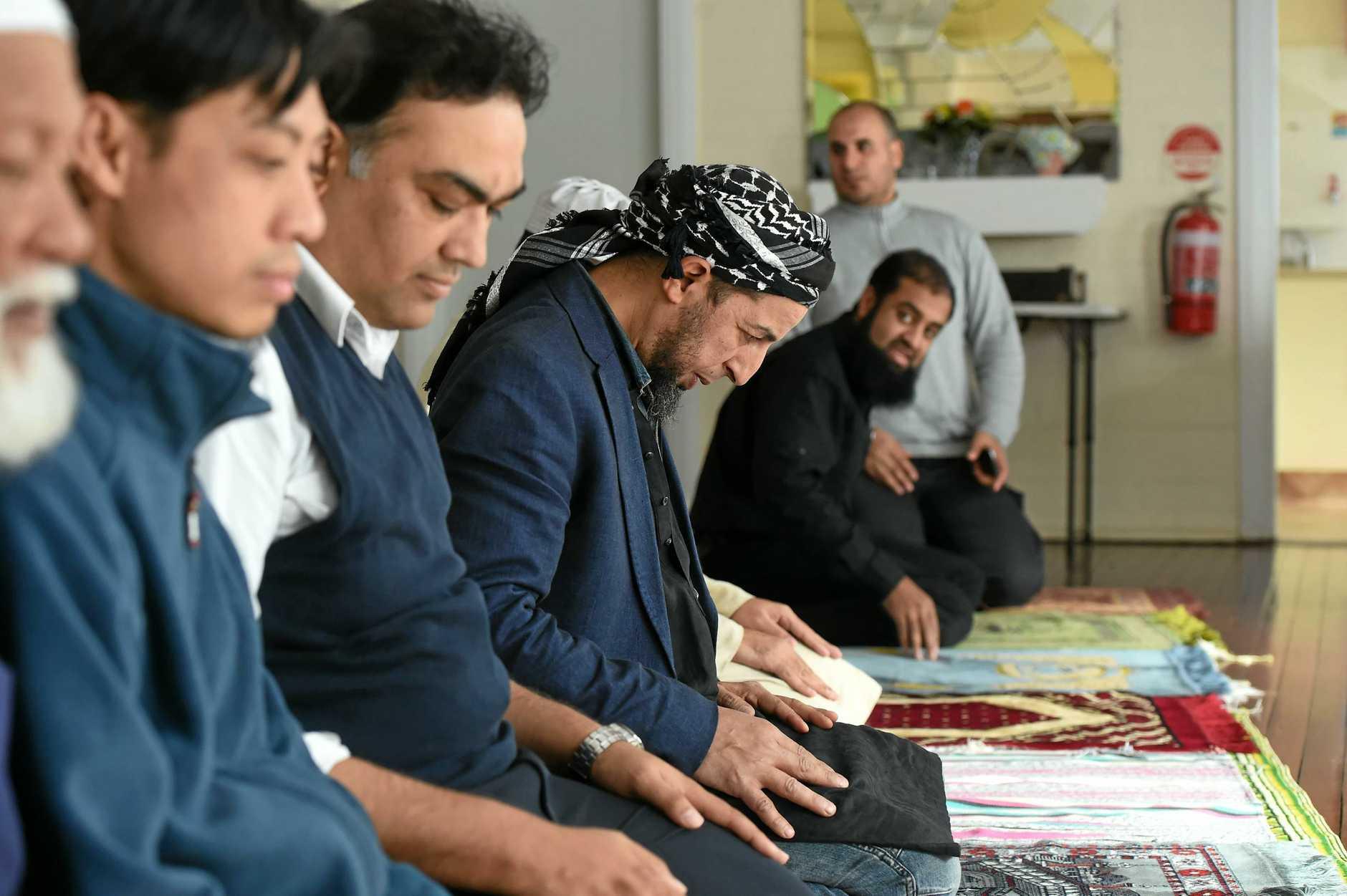 North Coast Muslim Association in Lismore.