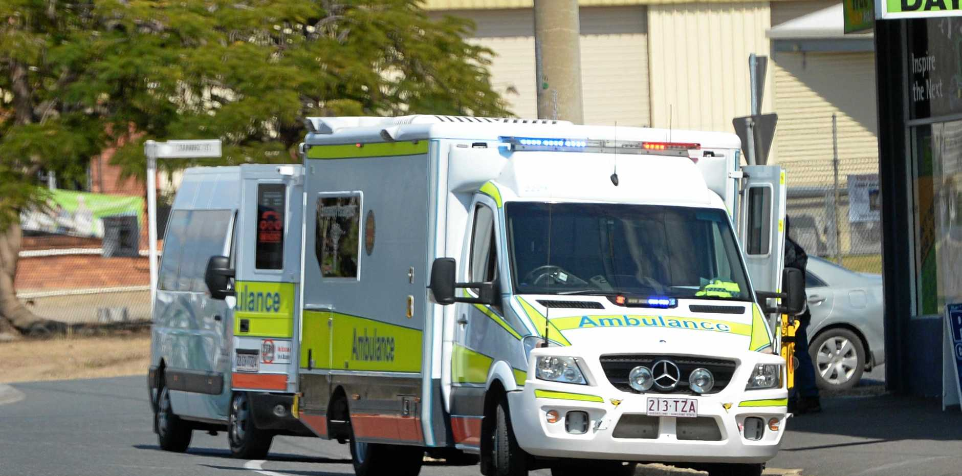 THREE patients have been transported to Yeppoon Hospital following a road traffic incident.