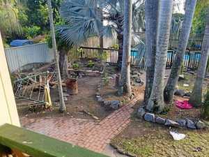 Renters turn home into 'barren graveyard'