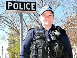 First female officer joins Miles Station