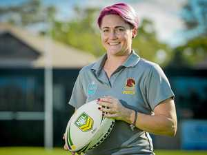 Elite selection for duo for historic NRLW competition