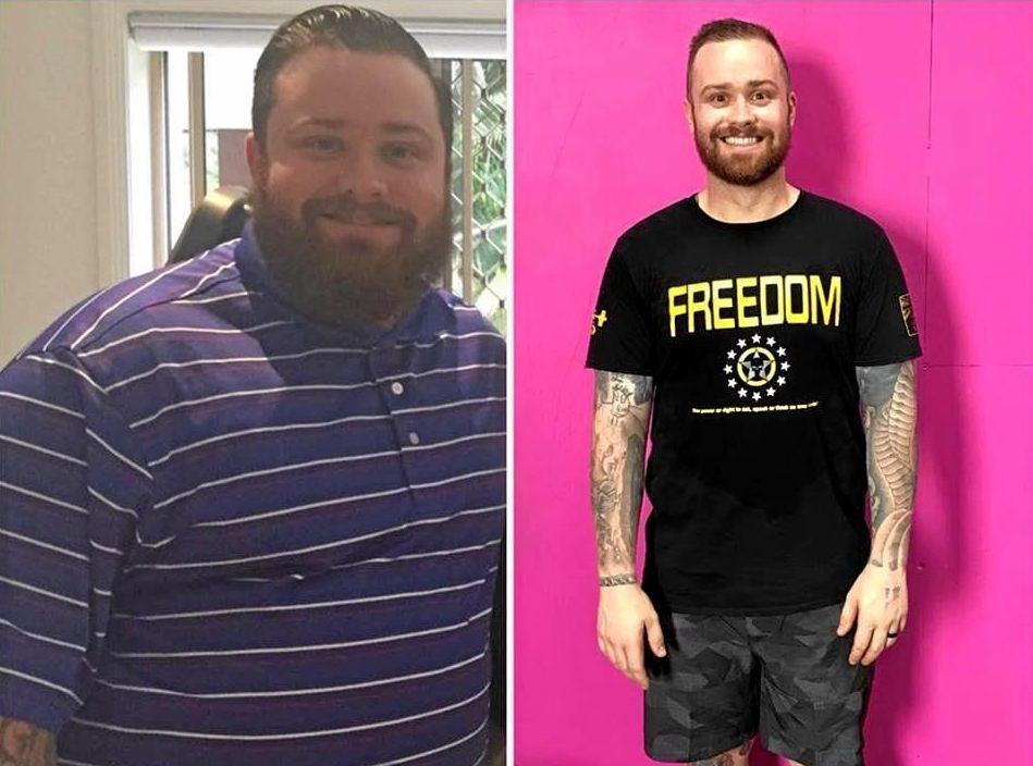 Jackson Ryan's 12 month progress.