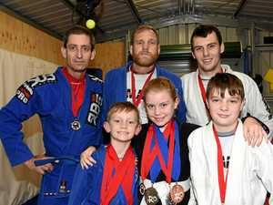 What drives our youngest grapplers for success