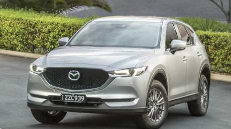 Mazda CX-5: Touring gets a more powerful turbo diesel