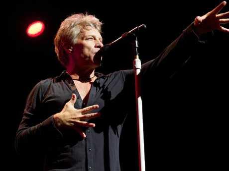 Bon Jovi are one of the last stadium rock bands. Picture: David Bergman / Supplied.