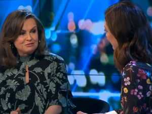 Segment that brought Lisa Wilkinson to tears