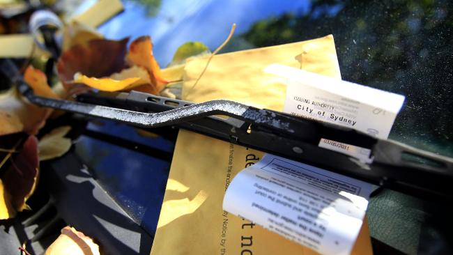 Good news if you're prone to copping parking fines.