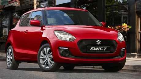 Suzuki Swift: Pay $17,990 for Navigator