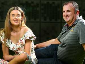 How doctors saved teen's arm using her leg