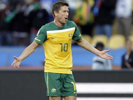 Kewell will forever be a football icon Down Under.