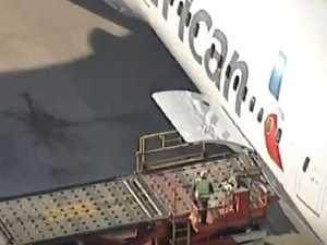 Hazmat situation under way at Sydney airport