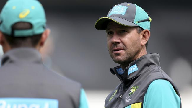 Ricky Ponting was stunned by the cheating scandal.