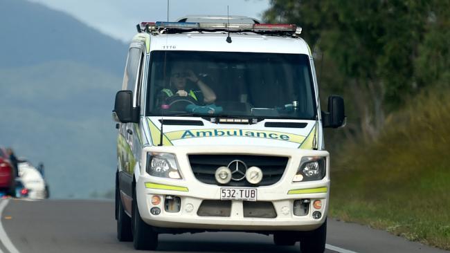 BREAKING: Two people hospitalised in Bruce Hwy rollover