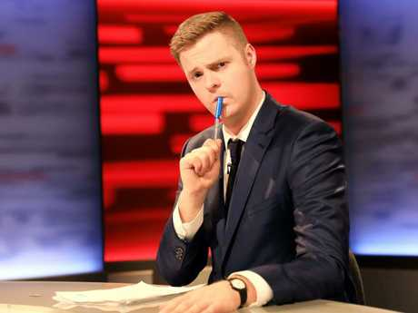 ABC Tom Ballard has denied claims of sexual assault. Picture: ABC Comedy