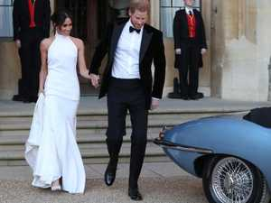 Meghan's wedding reception dress for sale