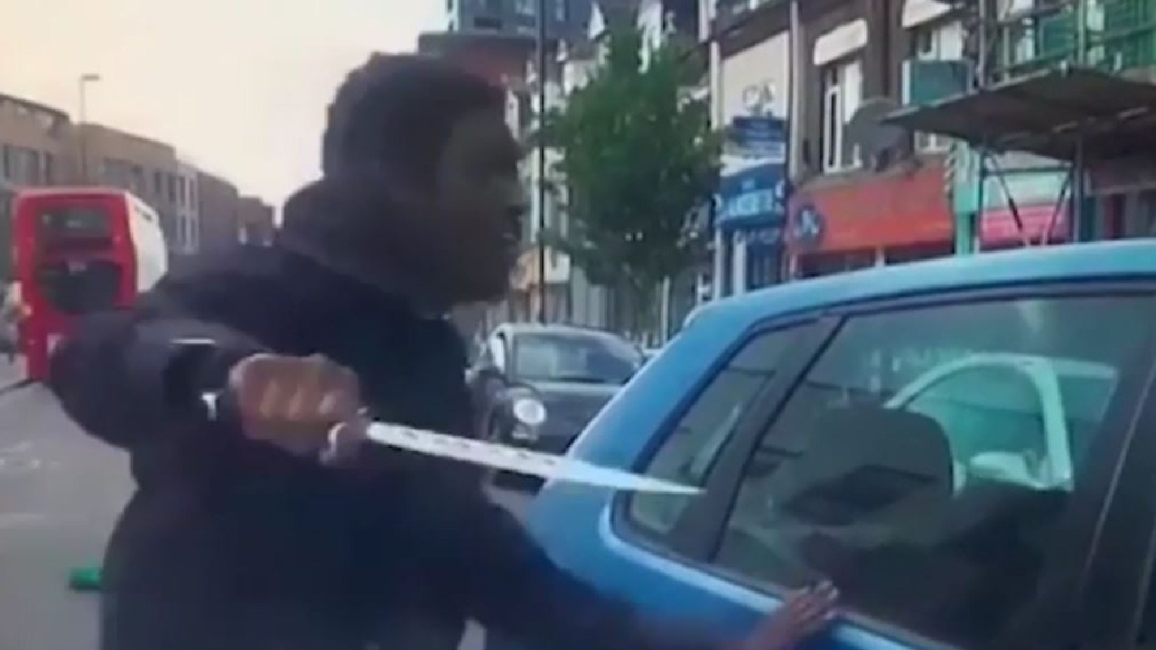 Knife related incidents have been on the rise in London.