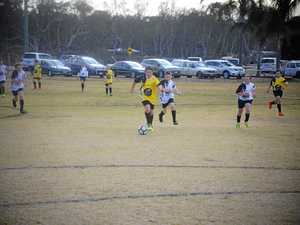 Wolves at home for Toowoomba football games