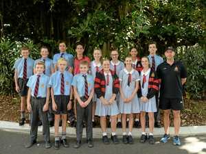 Grammar School's rowing hopefuls head to CQ Schools Regatta