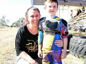Motocross club roars into action