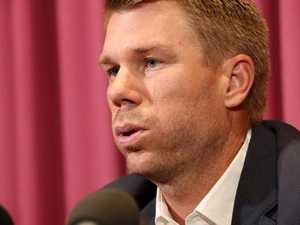 David Warner slammed over 'set-up'