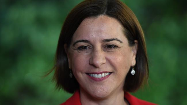 Queensland LNP leader Deb Frecklington. (AAP Image/Dan Peled)