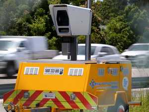 Single camera catching speeding motorists every 69 seconds