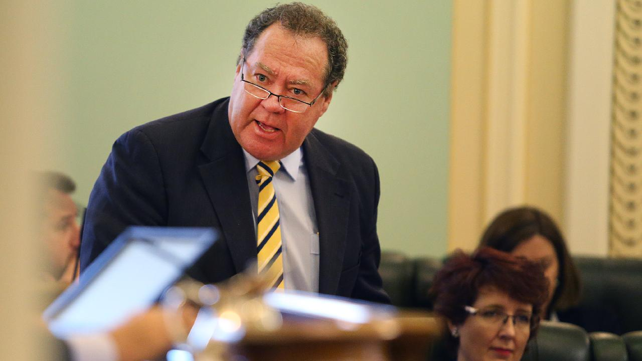 Queensland MP Ray Stevens. Pictures: Jack Tran