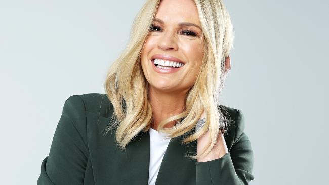 Sonia Kruger has denied she had a drink before an episode of The Voice. Picture: Tim Hunter.