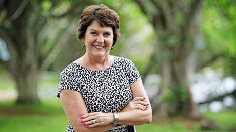 Currumbin MP Jann Stucky. Photo: Luke Marsden.