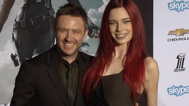 Chris Hardwick and Chloe Dykstra. #MeToo: The second wave