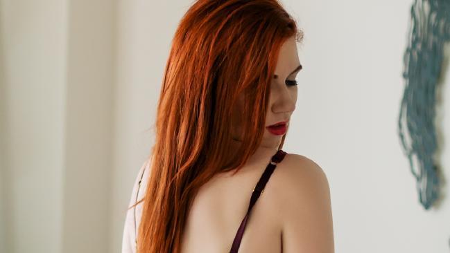 Melbourne-based escort Alice Grey. Picture: Supplied/ Alice Grey
