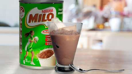 Milo is named after an ancient athlete with legendary strength. Picture: Milo