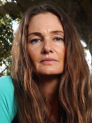 Ms Jourdan's friend Pieta Morgan does not accept the suicide ruling. Picture: Liam Kidston.