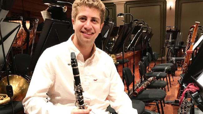 Award-winning musician sues ex-girlfriend after she sabotaged prestigious scholarship. Picture: Facebook