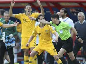 Socceroos coach: 'He didn't know'